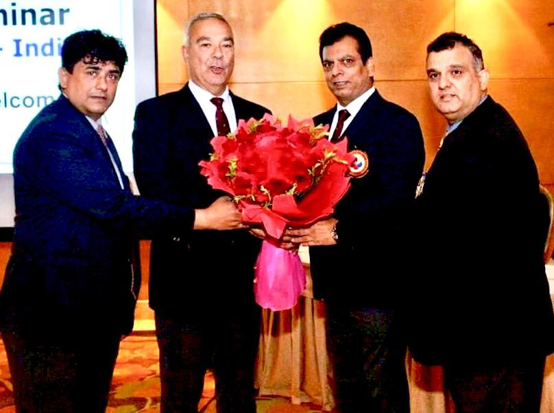 World Karate Federation Competition Rules Seminar Organized in New Delhi | Karate News | Sports247live