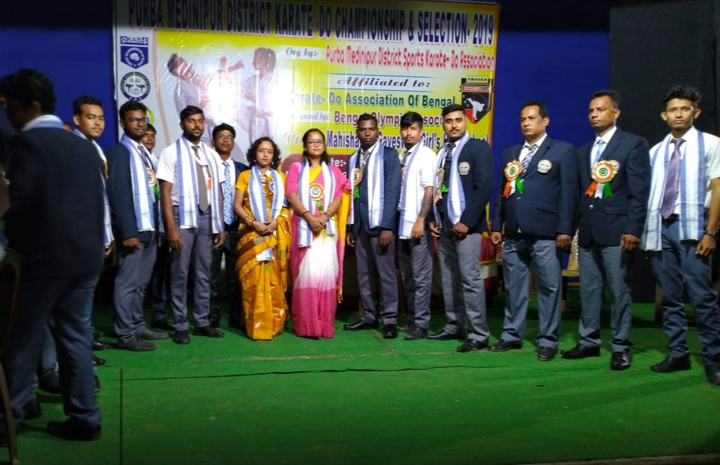 Purba Medinipur District Karate-Do Selection and Championship-2019 |Sports247live