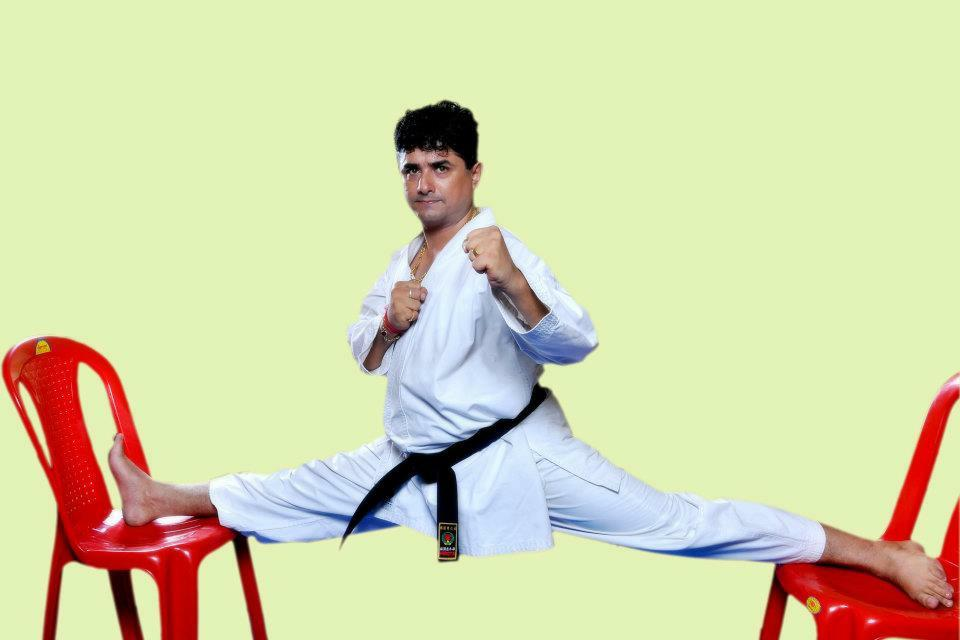 Importance of Karate -Hanshi Premjit Sen