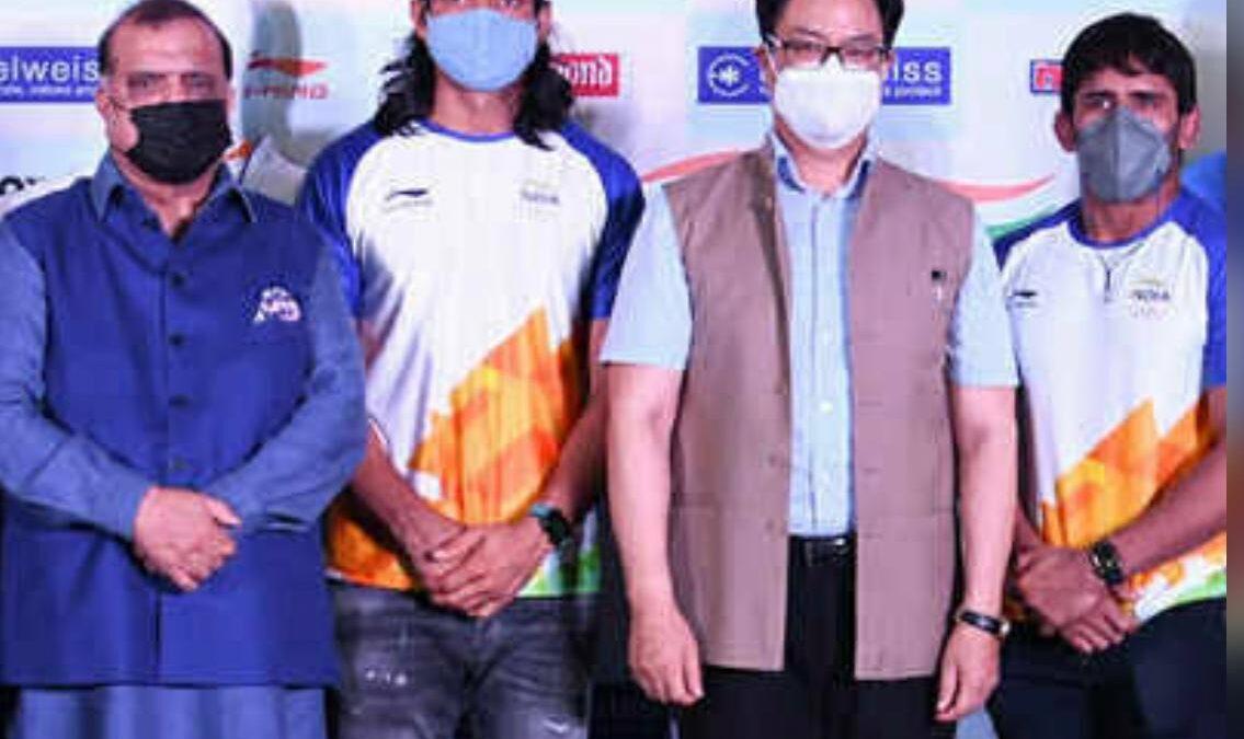 ndian Athletes will wear unbranded apparel in Tokyo Olympics 2020.